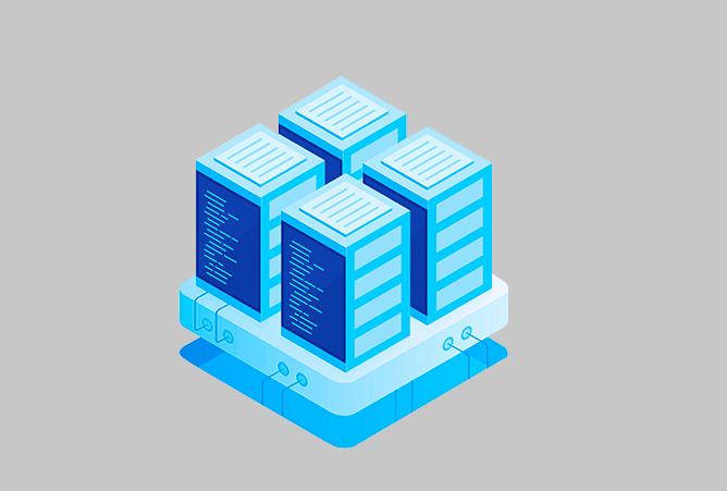 Servers for ecommerce platform